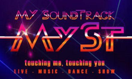 """Chacho Gaytán director musical de """"Myst My Soundtrack""""."""