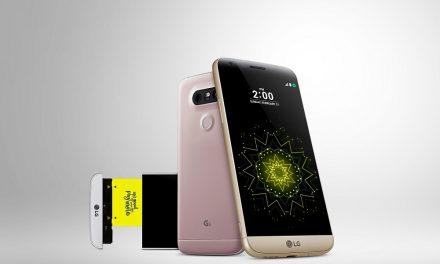 LG G5 SE, el primer smartphone modular