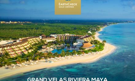 Grand Velas Riviera Maya: certificado por #EarthCheck