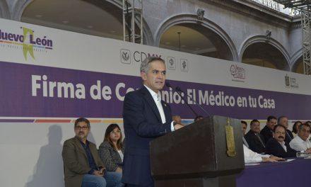 Nueva alianza CDMX-Nuevo León y Guadalajara contra la contaminación