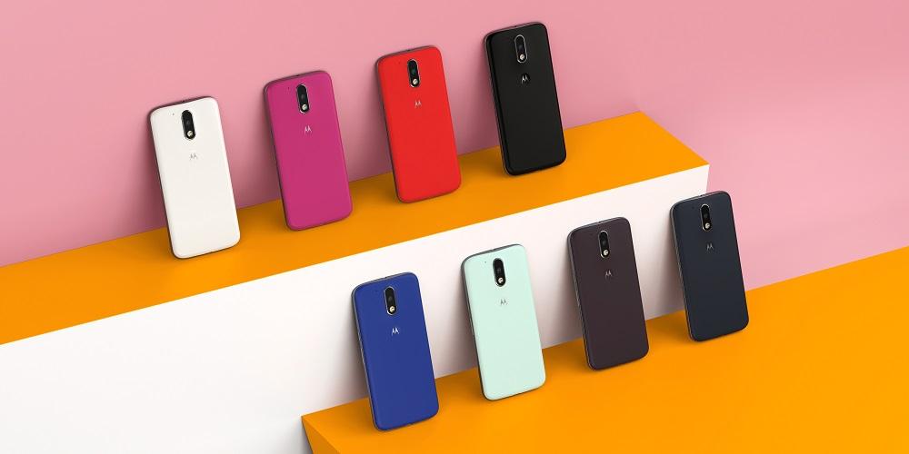 Nueva generación de la exitosa línea Moto G de Motorola