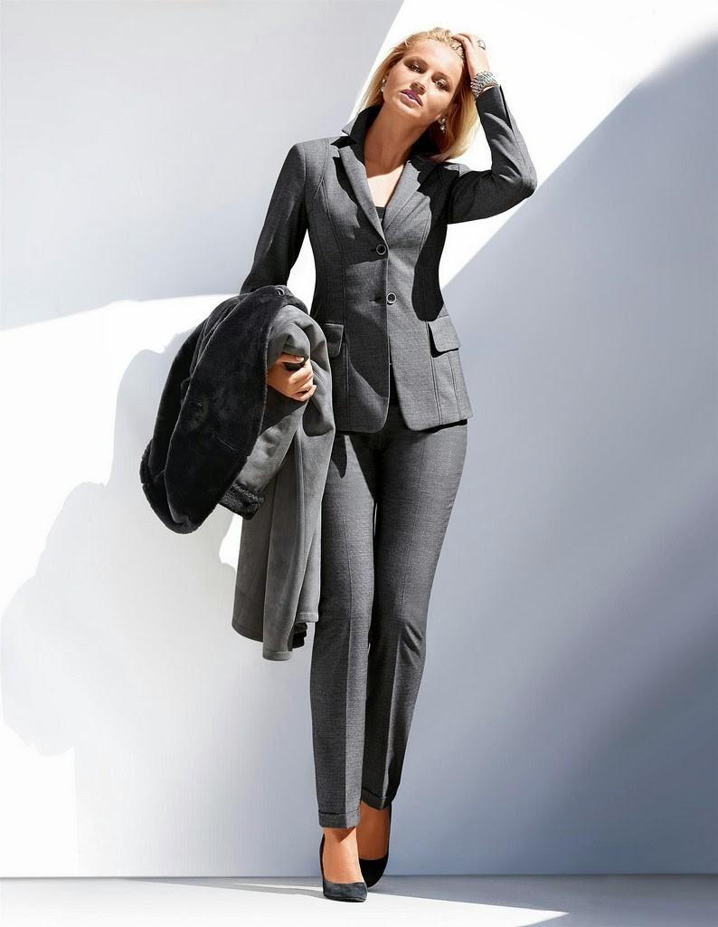 Mujer exitosa fernanda familiar for Trajes para oficina