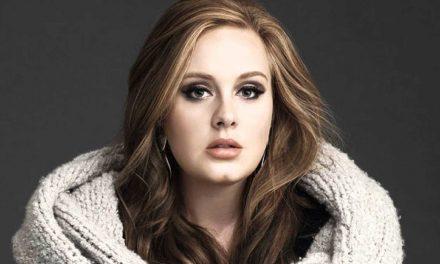 Adele negocia contrato de 127 millones de euros con Sony