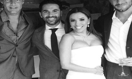 Se casan, Eva Longoria y José Antonio Bastón