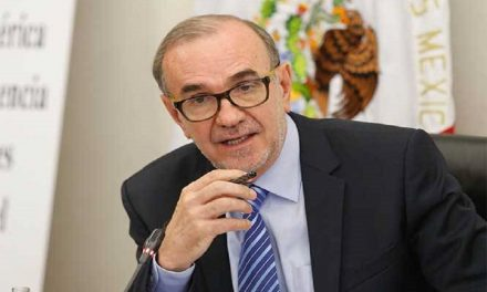 Nuevo embajador de México en EU