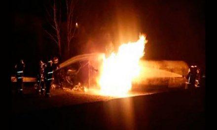 Explota pipa en Autopista; hay 3 muertos