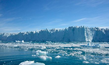 Deshielo de glaciar podría elevar el nivel del mar casi tres metros