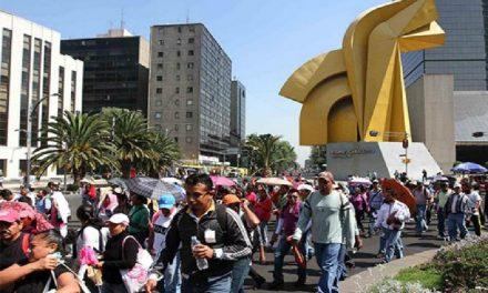Marchas que afectarán hoy Miércoles