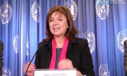"""ONU Mujeres condena albures por """"silbato antiacoso""""; París muestra interés"""