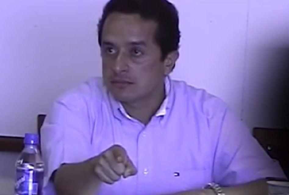 """""""Si los agarro los decapito"""", amaga candidato a la gubernatura de Quintana Roo"""