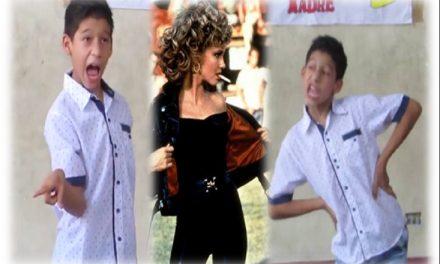 ¡Qué video! Niño interpreta a Sandy de Grease (Vaselina) y se vuelve viral