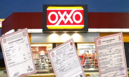 ¿Obtener tu acta de nacimiento en un OXXO? ¡Pronto será realidad!