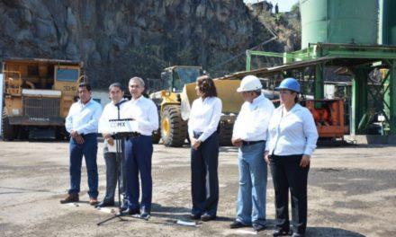 Modernizará CDMX Planta de Asfalto para reducir emisiones de gases a la atmósfera