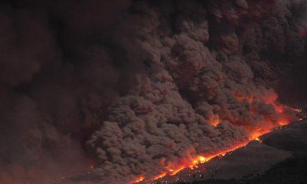 ¿Más sismos y más erupciones?