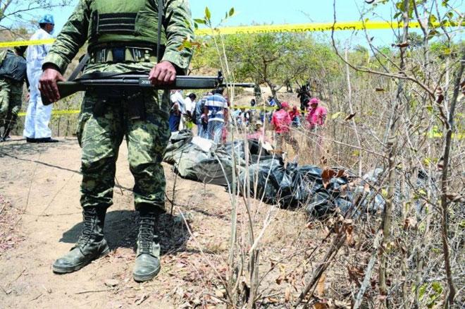 El crimen organizado ataca en los estados con elecciones