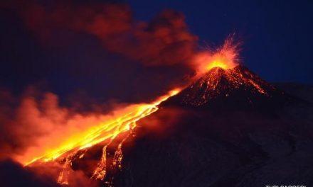 Etna, el volcán más activo de Europa