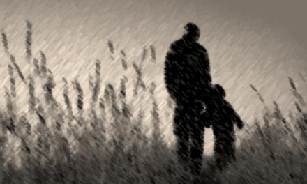 Tuvo que quererlo como si fuera su hijo…y después lo amó