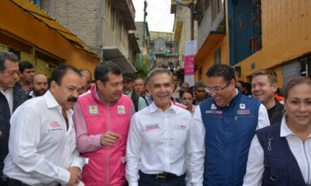 Encabeza Jefe de Gobierno jornada 'Tu Ciudad Te Re-Quiere', en Álvaro Obregón