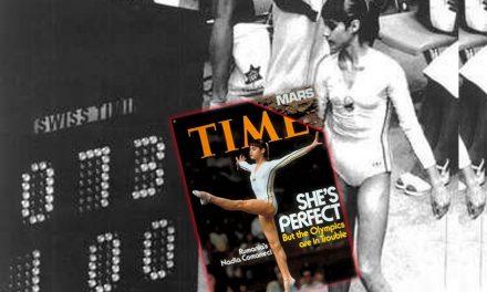 ¡Histórico! Se cumplen 40 años del 10 perfecto de Nadia Comaneci ¿Lo recuerdas?