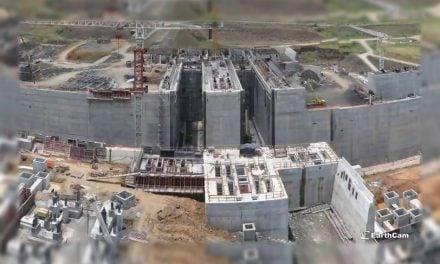 ¡WoW! mira 5 años de la expansión del Canal de Panamá ¡en sólo 2 minutos!