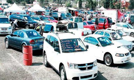 Ventas de automóviles crecen 25 por ciento