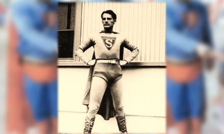 """Le decíamos """"El Supermán"""", porque traía los chones arriba del pantalón"""