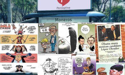 Caricaturas políticas del domingo