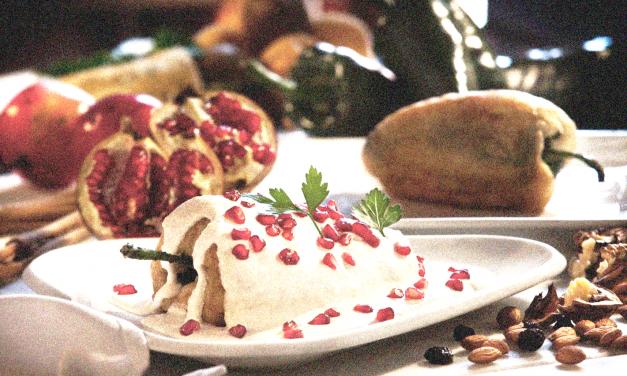 Historia de la receta secreta de los famosos chiles en Nogada de la Abuela Licha