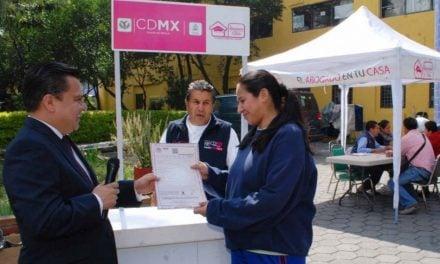 Suman 60 mil escrituras entregadas por Gobierno CDMX