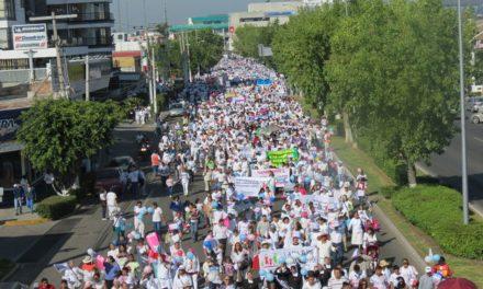 Salen a marchar en 75 ciudades contra matrimonios igualitarios