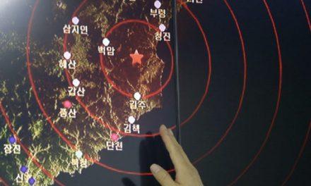 EEUU y Rusia condenan prueba nuclear de Corea del Norte