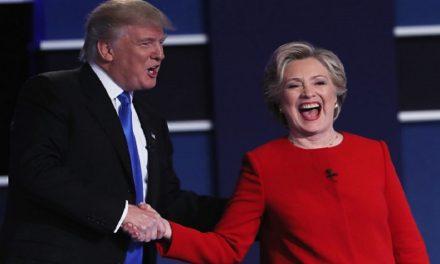 ¿Te perdiste el debate de Hillary y Trump? ¡Mira el video con todas las mentiras de Trump!