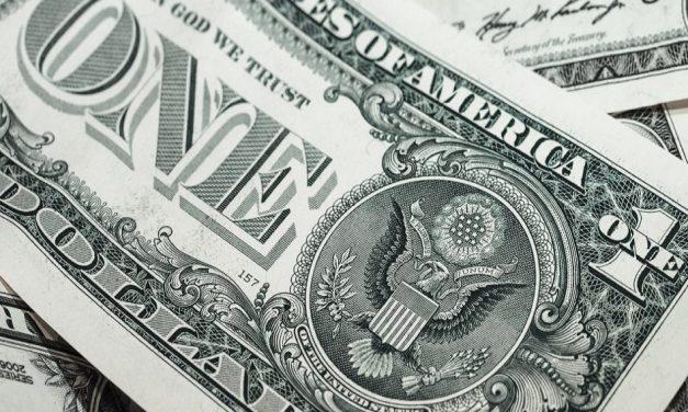 El dólar hasta en 20.24 pesos