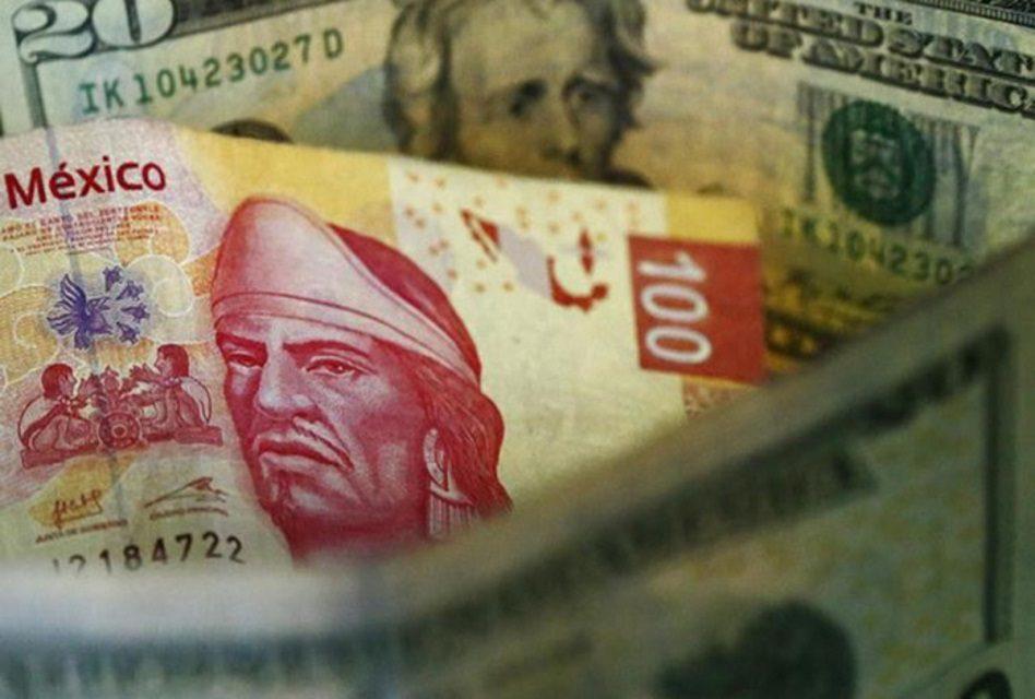 Dólar a la venta en 18.76 pesos