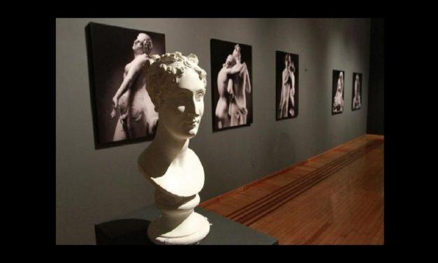 Sensualidad y belleza. Antonio Canova y Mimmo Jodice en el Museo de San Carlos