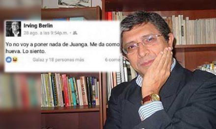 """""""Me da hueva hablar de JuanGa"""": Director de cultura en Mérida #LordHueva"""