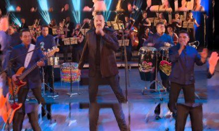 ¡Cumbia! ¿Te hubieras imaginado cantando juntos a Pepe Aguilar y Los Ángeles Azules?