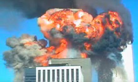 Este podría ser el video más dramático del ataque a las torres gemelas del 9/11