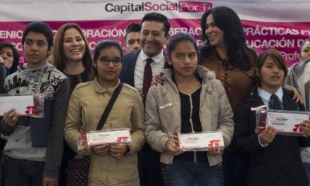 """Prepa Sí"" apoya a sectores desfavorecidos y evita deserción escolar en bachillerato"