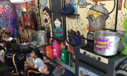 """SEDESA: Implementan campaña """"No te Quemes"""" para prevenir quemaduras infantiles"""