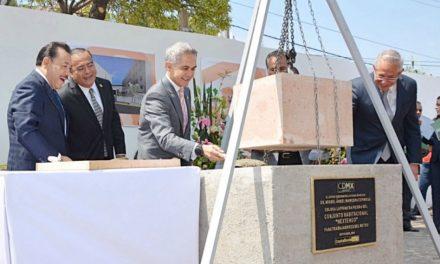 Se coloca primera piedra de Conjunto Habitacional Nextengo 73