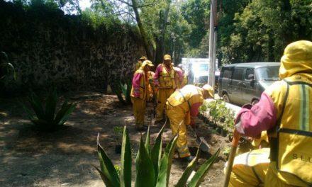 Colabora Gobierno CDMX con vecinos para rehabilitación en Paseo del Río