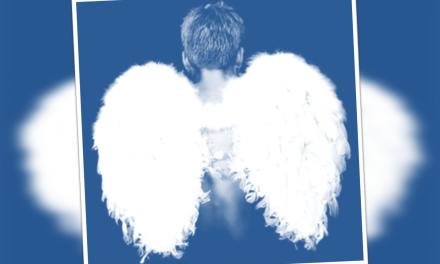 Un niño llamado Ángel, que resultó ser uno de verdad
