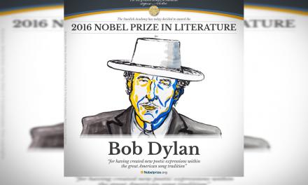 No, no es broma, Bob Dylan es Premio Nobel de Literatura 2016
