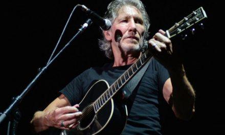 Todo listo para el concierto de Roger Waters en el Zócalo de la CDMX
