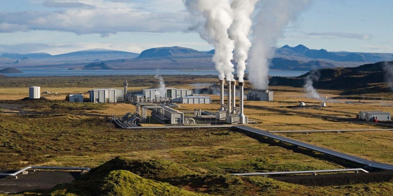 Geotermia: energía limpia y renovable