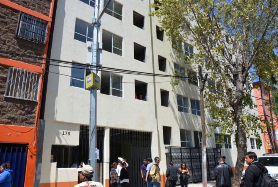 Entrega Gobierno de CDMX desarrollo habitacional sustentable