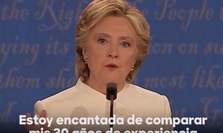 La diferencia entre Hillary y Trump
