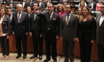Raúl Cervantes, ratificado como titular de la PGR