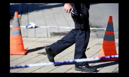 Policías de Bélgica heridos en posible ataque terrorista